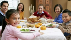 Give Thanks for Picky Eaters