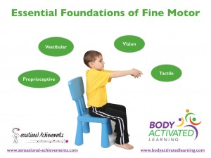 Essential Foundations of Fine Motor Skills