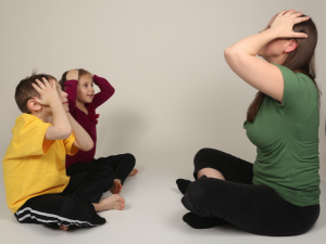 Whole Body Listening in the Classroom