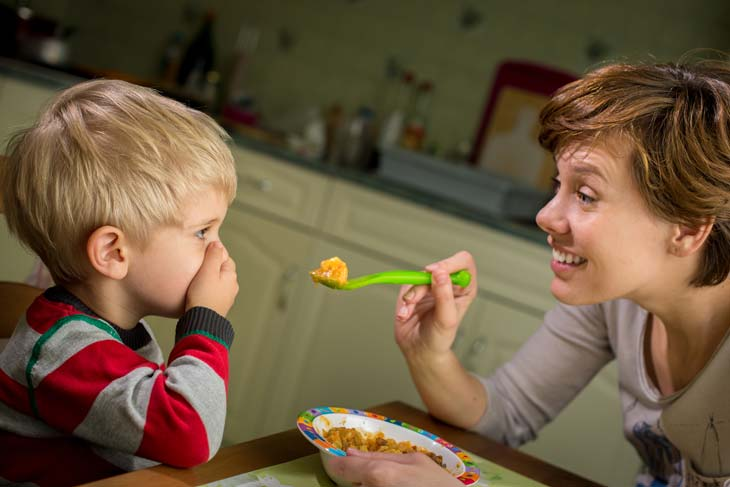 Feeding Evaluation and Feeding Therapy